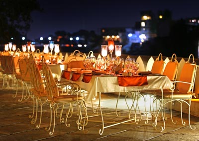 Best Lakeside Restaurant in Udaipur