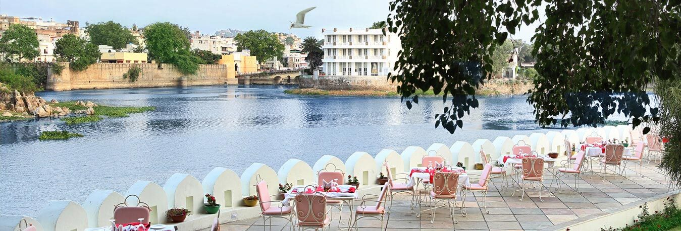 Fine Dining Restaurant in Udaipur near Lake